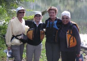 women_kayak